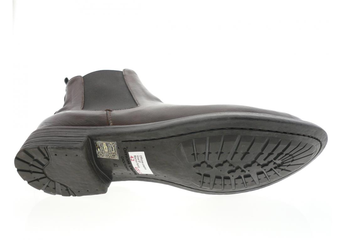 officine creative - Boots HIVE 07 - MARRON FONCÉ