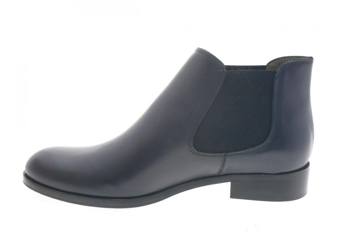 Xsa Alexandra - Boots 8008 - MARINE