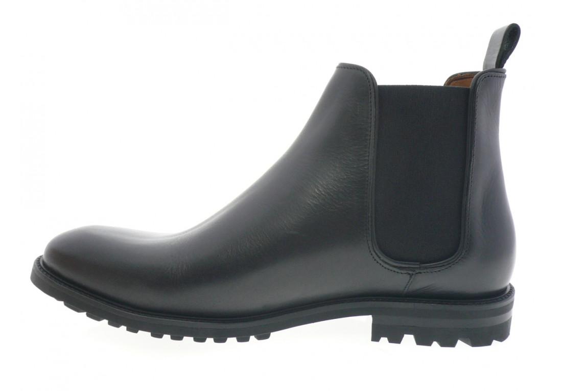 autenti'ka - Boots GRANT - NOIR