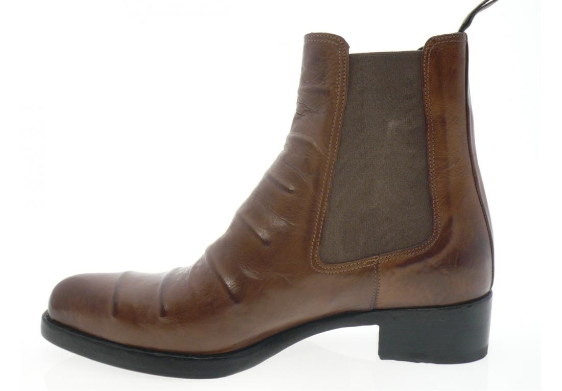 ducanero - Boots 243 - COGNAC