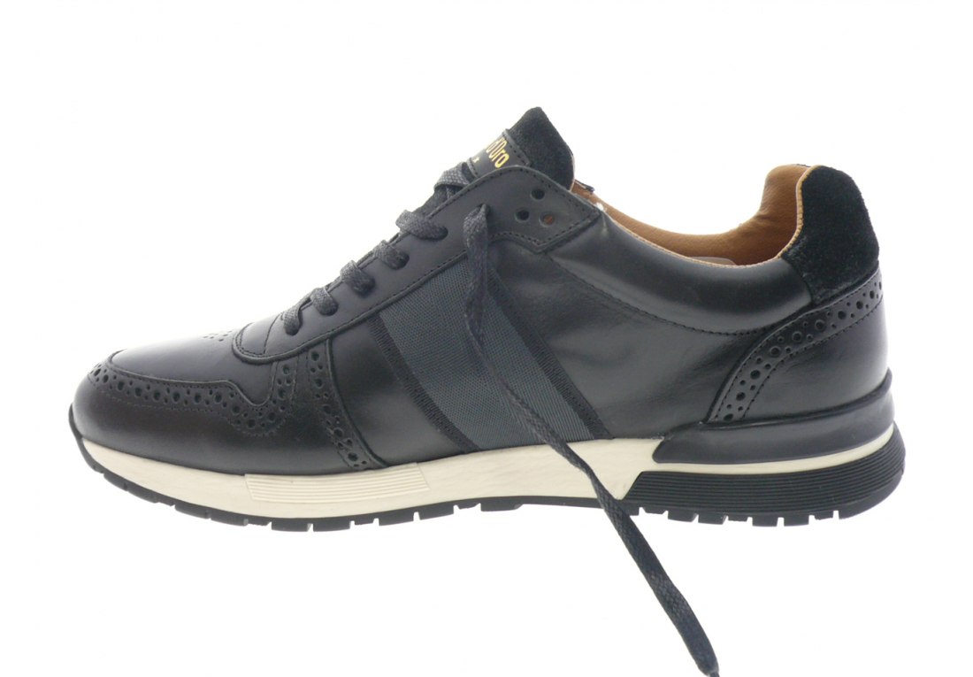 pantofola d'oro - Sport SANGONO - NOIR