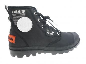 palladium - Sport LITE OVERLAB H - NOIR