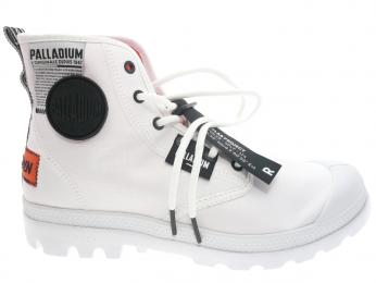 palladium - Sport LITE OVERLAB H - BLANC