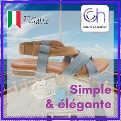 Chez Charly, nous aimons la qualité, c'est pourquoi nos sélectionnons des marques souvent italiennes que vous ne trouverez pas ailleurs.   Ici la marque Le Gatte : Simplicité et élégance !! 😎  https://www.charlychaussures.com/  #italy #exclu #qualité #style