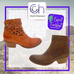 Fartwest acte 2 !!  Le look de la saison, le style qui fera toute la différence. 🤠🌵  Ici https://www.charlychaussures.com/ et en boutique.  #western #styleunique #girls #cowgirl #Béziers #charlychaussure