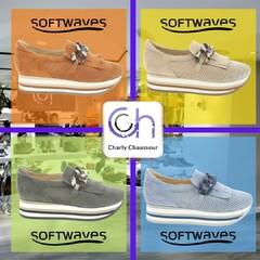 Quelle sera votre couleur ?? 😉  A retrouver sur https://www.charlychaussures.com/  #new #nouveau #onaime #couleur #choiximpossible #compensée #softwaves