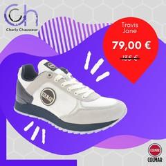 On démarre la semaine du bon pied avec la paire Travis Jane de chez Colmar, parfaite pour pour un style dynamique chic. A retrouver sur https://www.charlychaussures.com/ et dans notre boutique 22-24 Rue Française à Béziers. 🙂  #soldeshiver #chaussures #colmar #Béziers