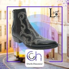 """On adore la nouvelle collection """"La Bottega di Lisa"""" chez Charly 😍😍  Foncez vite en boutique à Béziers et partout ailleurs sur https://www.charlychaussures.com/  #labottegadilisa #exclu #charly"""