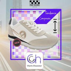 La tendance compensée n'en finit pas de vous séduire, alors chez Charly, on vous a préparé toute une sélection de nouveautés qui vous feront prendre de la hauteur 😉  https://www.charlychaussures.com/  #noname #hauteur #Grande #mode #top #tendance #chaussure #femme
