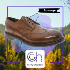 Encore des nouveautés à découvrir chez Charly 🧿  Du style pour messieurs avec la marque Lemargo, encore une exclusivité Charly, ✨ à découvrir, essayer, retrouver, en boutique et sur sur https://www.charlychaussures.com/  #lemargo #homme #automne #chaussurehomme